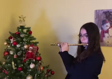 🎶🎄Lurgan JHS' Musical Christmas Countdown 🎄🎶Day 6a/8