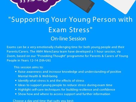 PV Zoom Parents Exam Stress