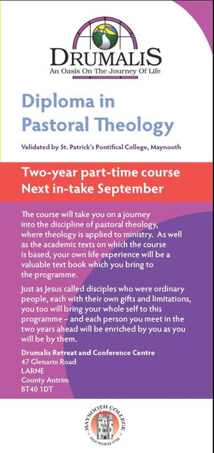Diploma in Pastoral Theology