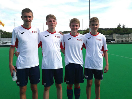 Boys Hockey – U16s and U18s