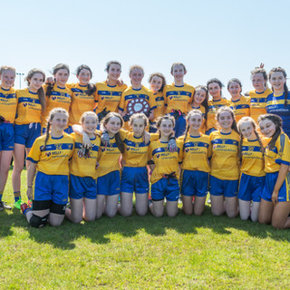 Gaelic games U-14 Ladies Gaelic Football