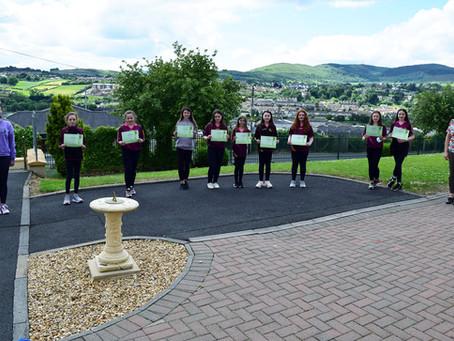Year 8 All Ireland Schools Virtual Mile Challenge