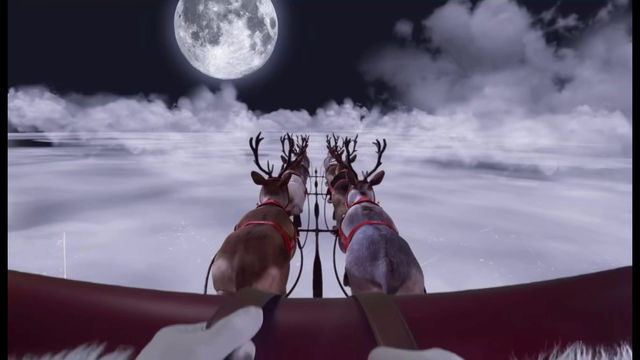 Primary 2 - Reindeer Song