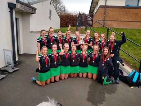 Girls Hockey – Ulster Senior Plate Winners 2019