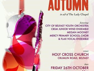 Flax Trust Concert - Friday 26th October
