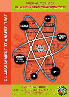 Learning Together - GL Maths Book Cover