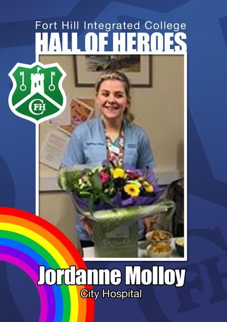 Jordanne Molloy