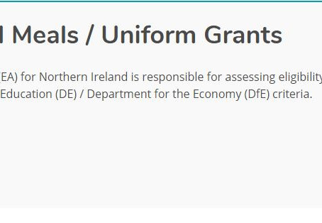 Free School Meals / Uniform Grants