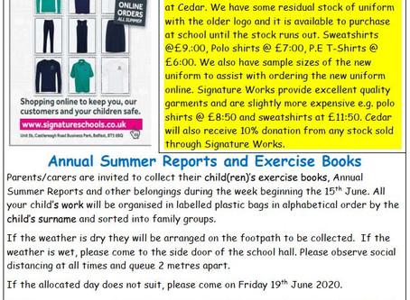 Cedar News - June (2) 2020