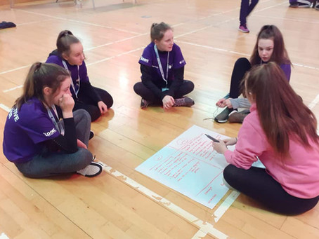 GLAMS Squad Attend Inspirational Event