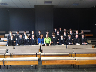 Business Studies Host Asda Visit