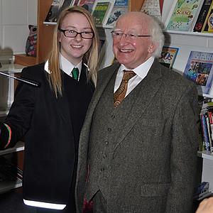 President Higgins Visit September 2015