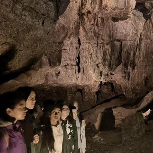 Year 10 Marble Arch Caves 2019