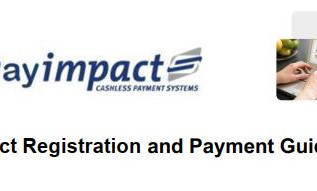 Erne IC iPayimpact Registration Guide