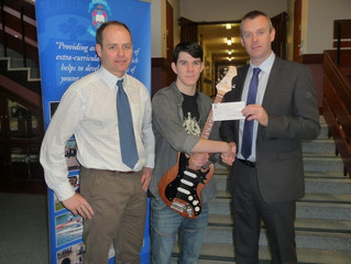 Christopher to Represent Northern Ireland in UK National Science and Engineering competition