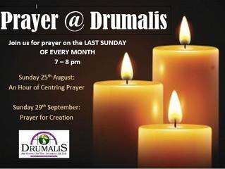 Prayer @ Drumalis