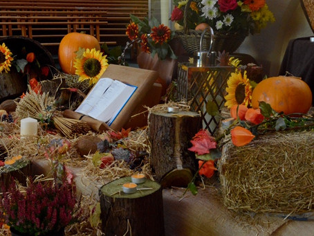 The Parish is getting ready for Halloween