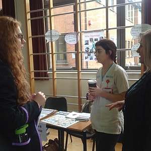 Western Trusts' Careers in Healthcare event