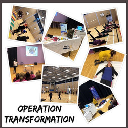 Congratulations to everyone who completed the Oakgrove College #operationtransformation. It has been an amazing 8 weeks working with you all. Continue to look after yourselves and make small changes to a healthier you. @GetSetCommunity #healthieryou #community