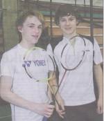 North Down Badminton Finals