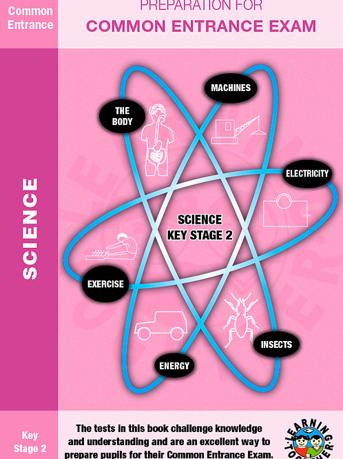Preparation for Common Entrance Tests: Science
