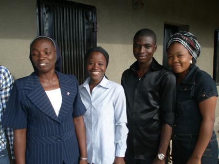 Teaching Staff of New Secondary School
