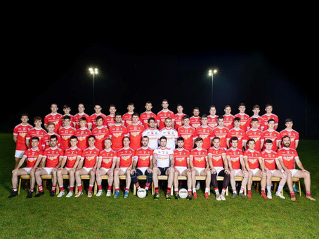 Best wishes to O'Donovan Rossa GAC, Magherafelt in Sunday's Derry Senior Football final from the