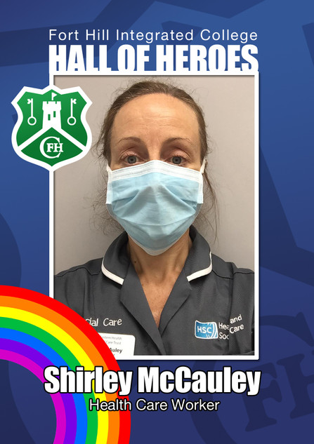 Shirley McCauley