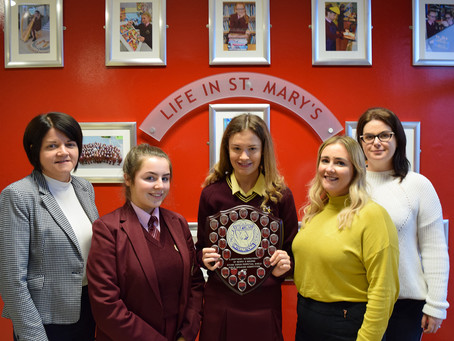 Newry and Mourne Soroptimist Public Speaking Competition