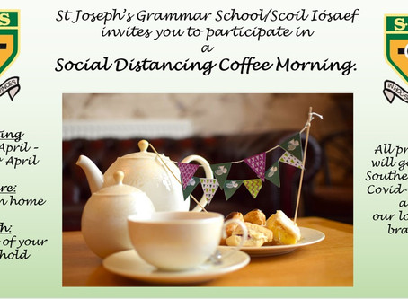 Social Distancing Coffee Morning