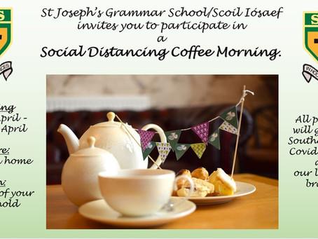 Social Distancing Coffee Morning