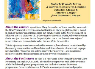 Mary Magdalene with Sr Pam Timmes (Zoom Course)