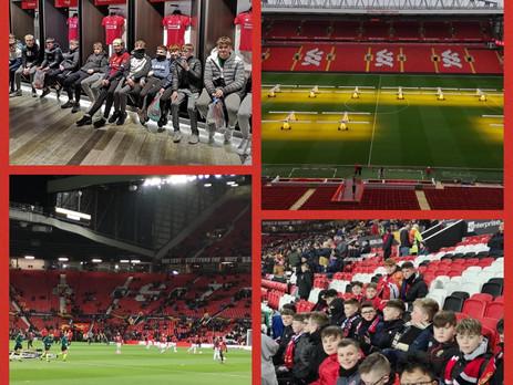 Manchester Football Trip