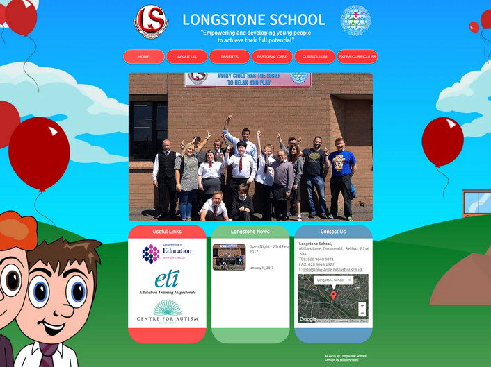 Longstone Special School