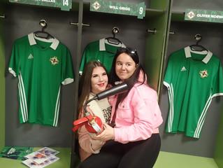 Reward Trip, Northern Ireland Stadium Tour