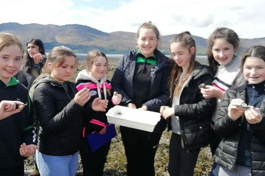 Ulster Wildlife Sea Deep Project  2019 a