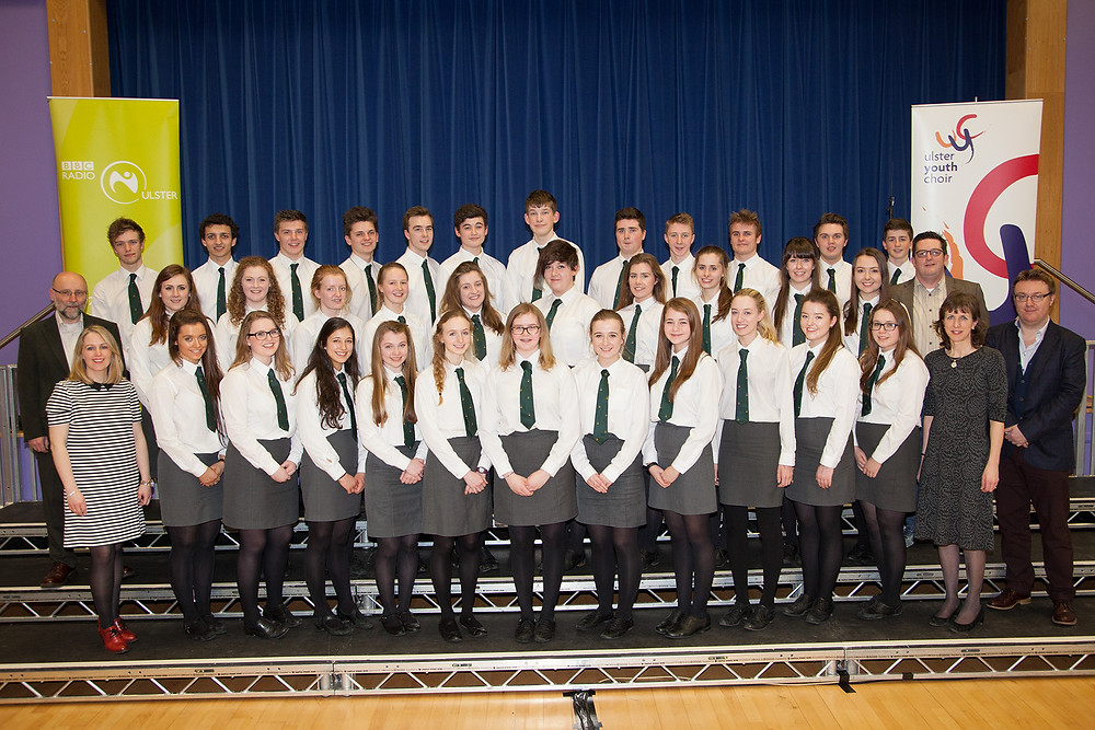 BBC Radio Ulster choir