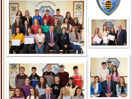 St Pius X College Celebrates Superb A Level & AS Examination Results!