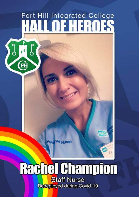 Rachel Champion