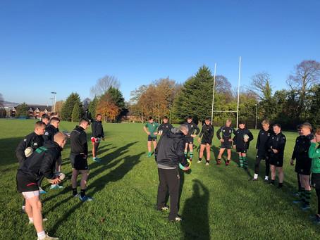 Rugby – Former Pupils