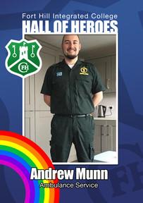 Andrew Munn