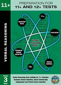 Preparation for 11+ Exams: Book 3 - Verbal Reasoning