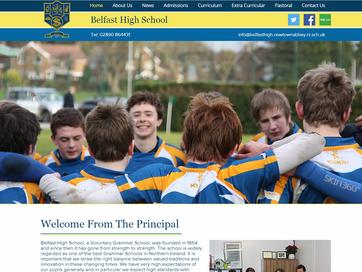 Belfast High School