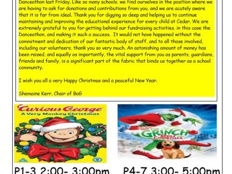 Cedar News - December 3