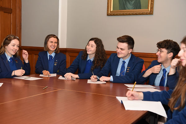 Heads of School 6th Form Council Meeting