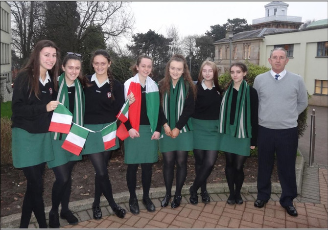 Pupils excel in extra-curricular Italian lessons