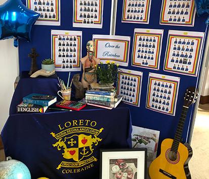 LORETO COLLEGE CELEBRATES LEAVERS WITH LIVE ONLINE MASS