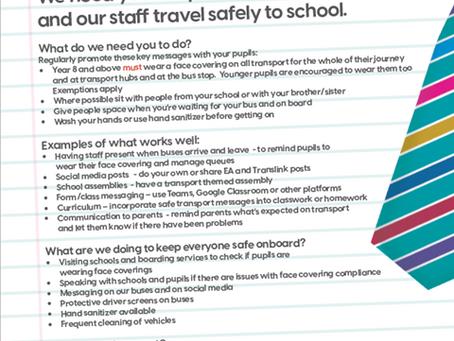 Safe School Transport