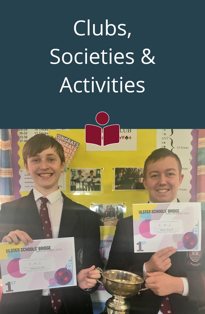 Clubs Societies & Activities