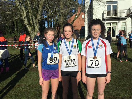 Cross Country – District Schools Cross Country Competition